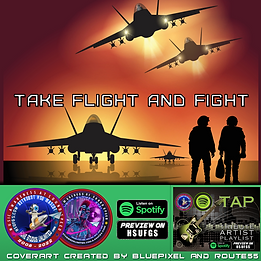 take.flight.and.fight.spotify.cover