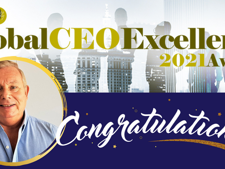 RTG`s founder and CEO wins most visionary social impact change executive 2021