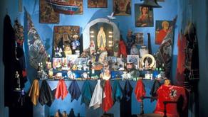 """""""Cachoeiras congeladas"""": altares e representações diversas no Vodou."""