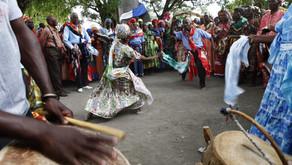 Dance in Vodou