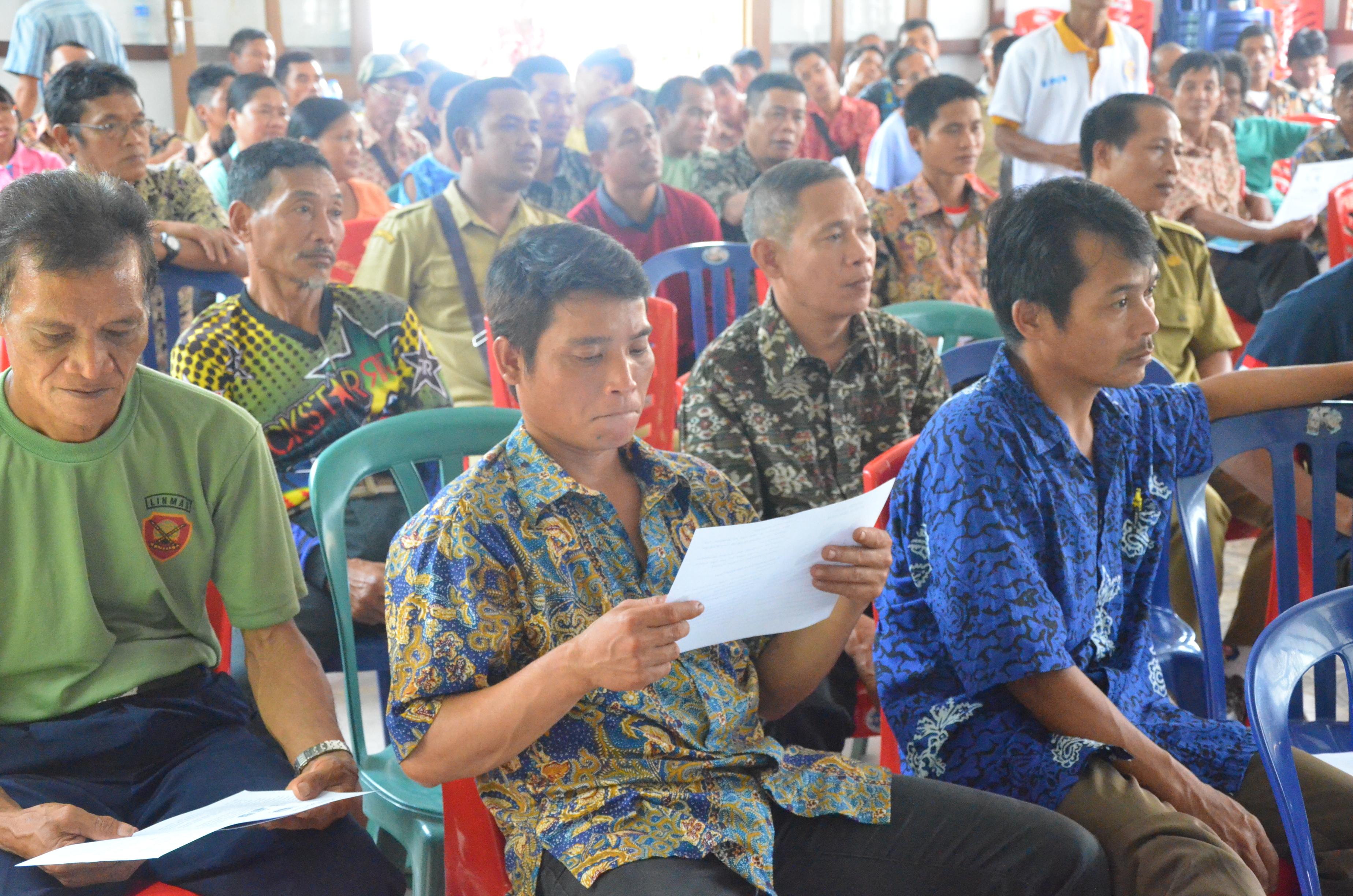 Photo kegiatan JPIC Indo-Laste
