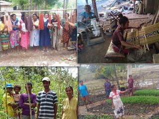 VIVAT Indonesia Adakan Latihan Kelompok Dampingan di Belu, NTT