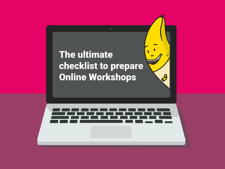 ONLINE EVENTS | The ultimate preparation checklist!
