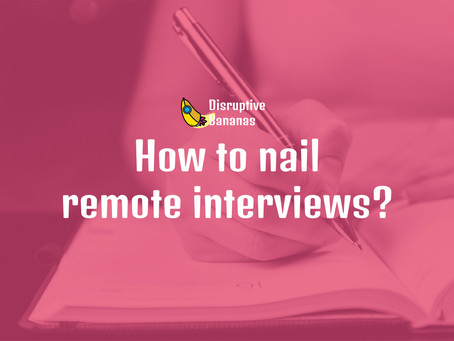 How to nail remote user interviews?