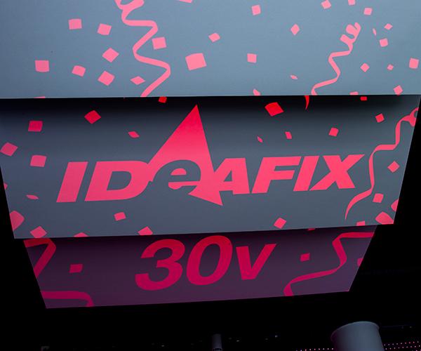 Ideafix 30 vuotta Gobo