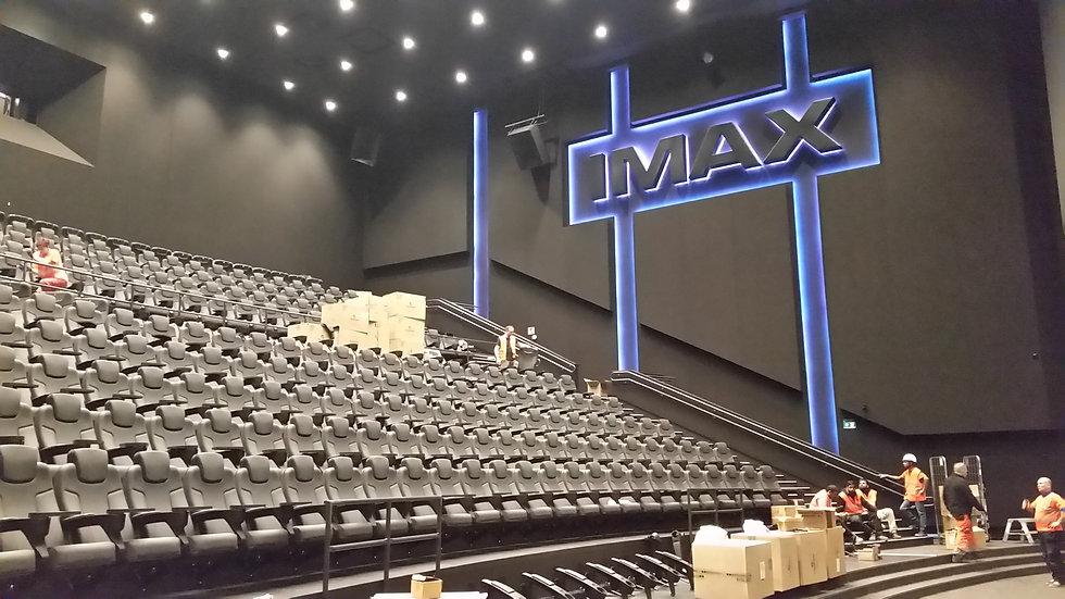 IMAX, Itäkeskus