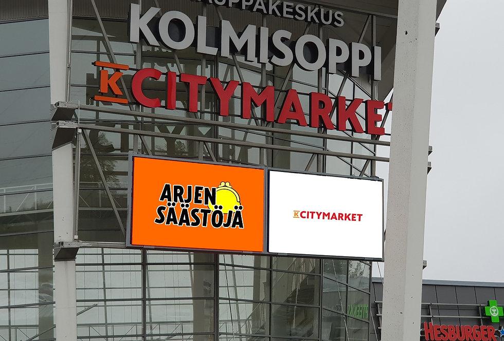 K-Citymarket, Kolmisoppi