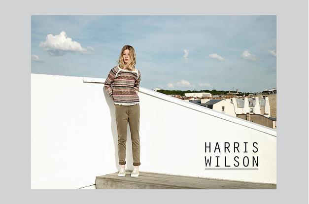 Harris Wilson