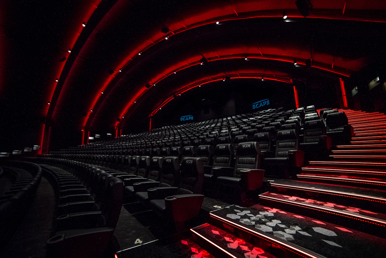 Finnkino-SCAPE-8-overview-red-LED