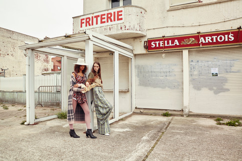 Blanc magazine - the longest summer