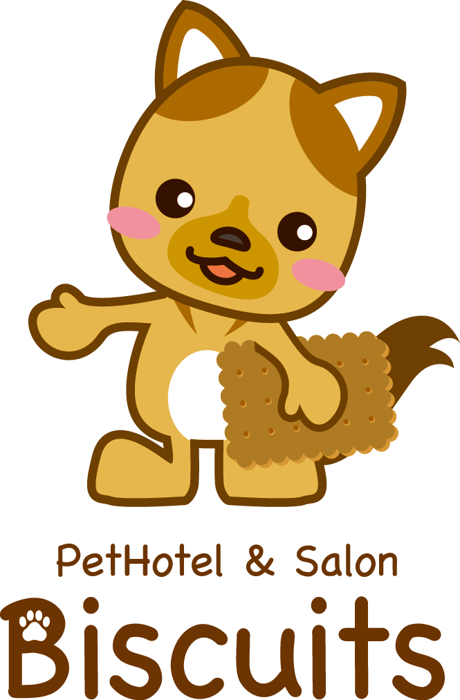 PetHotel&Salon Biscuits_rogo