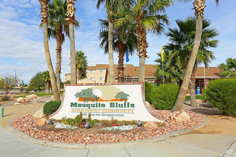 Mesquite Bluffs