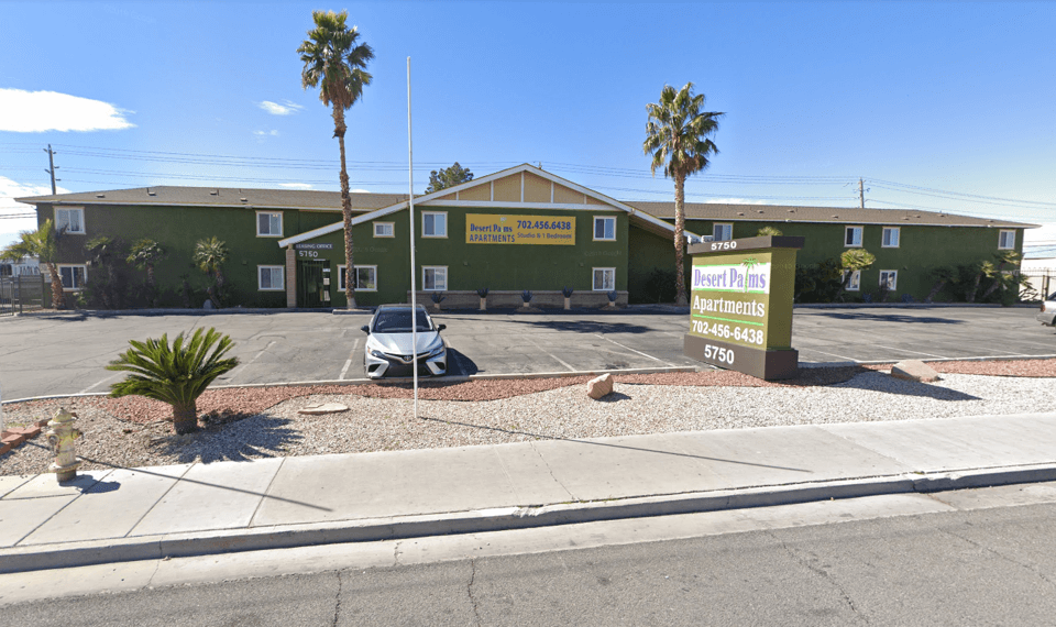 Desert Palms Apartments