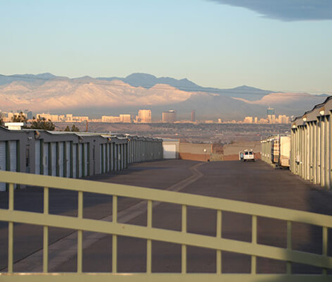 Green Valley Self Storage - Lake Mead