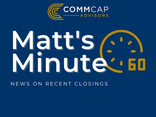 Matt's Minute - Desert Inn Plaza