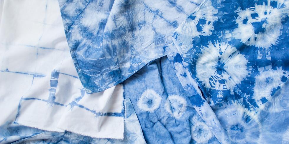 Shibori Natural Dye