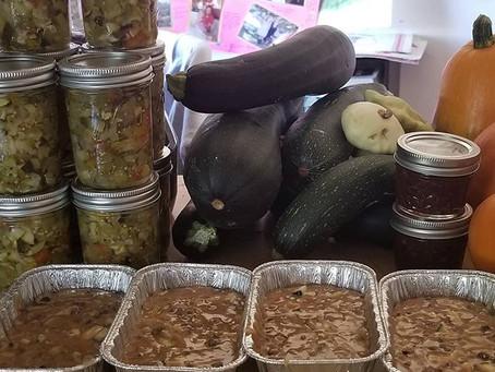 Ranch Recipes - Chocolate Chip Zucchini Bread