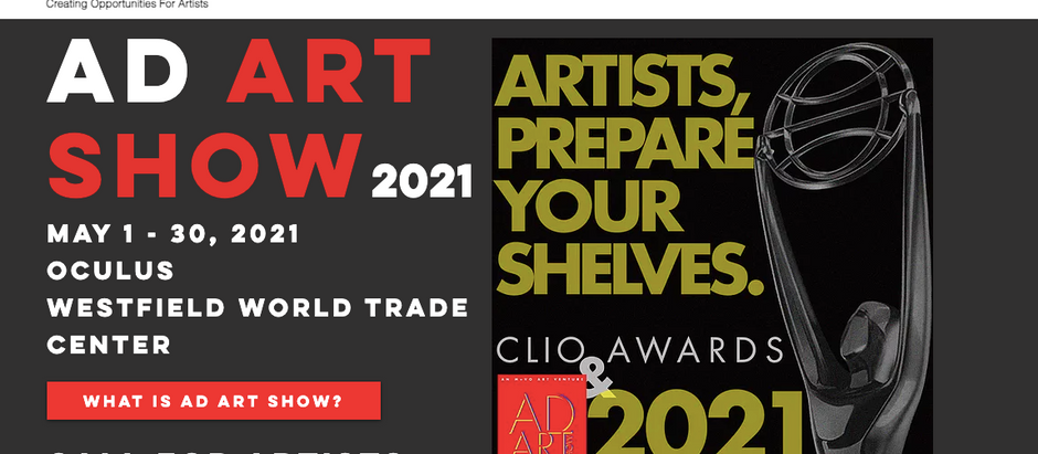 Selected for the MvVo Ad Art Show in the Oculus World Trade Center NYC!