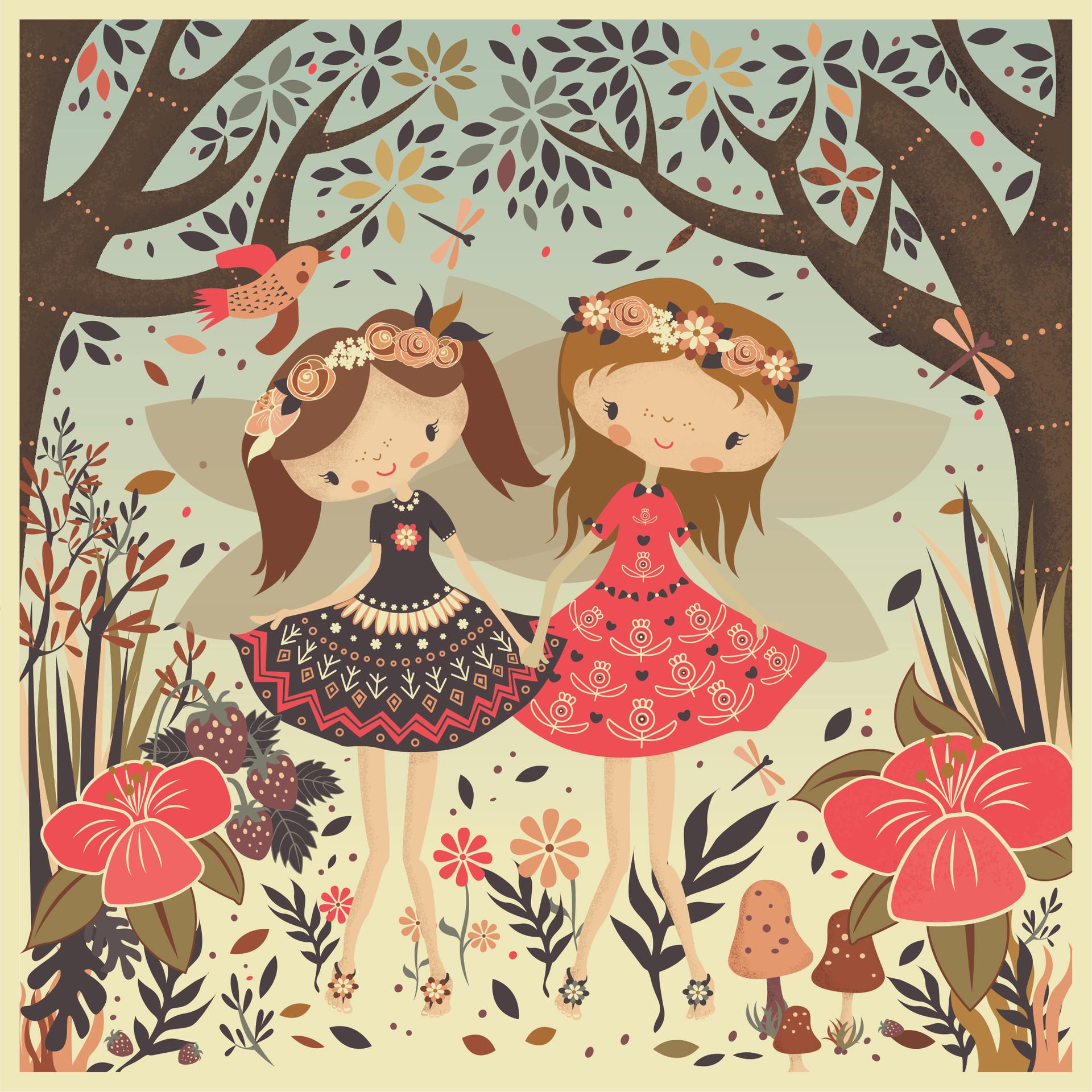 Final Fairy Illustration