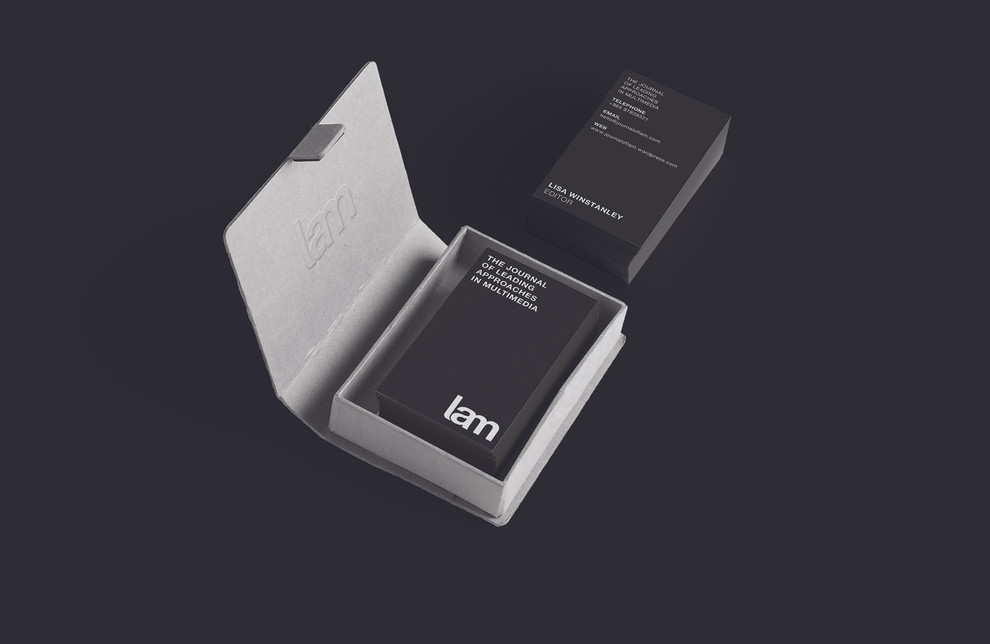 LAM Business Cards