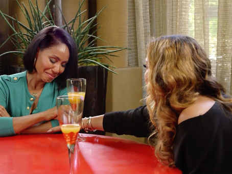Jada Pinkett-Smith's Red Table Talk