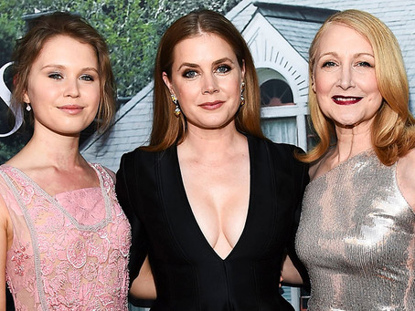 HBO presents Sharp Objects!