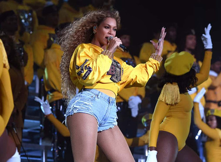 Beyoncé makes history at #Coachella 2018