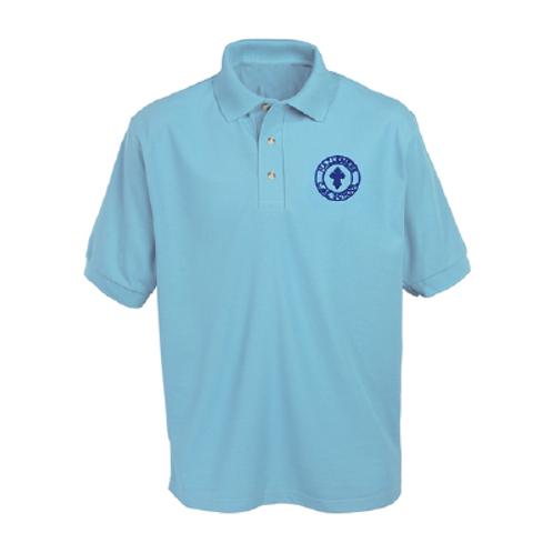 School Branded Polo Shirt