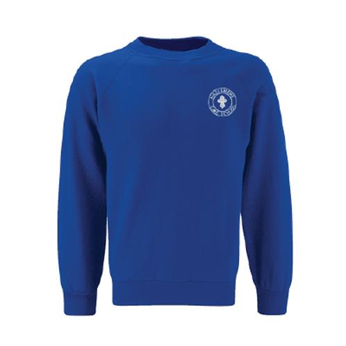 School Branded Sweatshirt