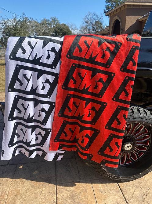 SMG Sherpa Blankents