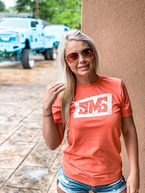 Orange Sherbet SMG Shirt