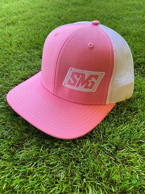Pink SMG Snapback