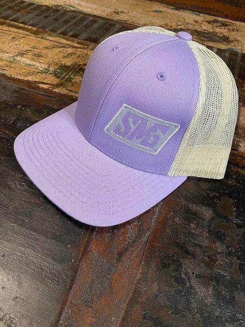 Purple Snapback