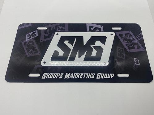 SMG License Plates