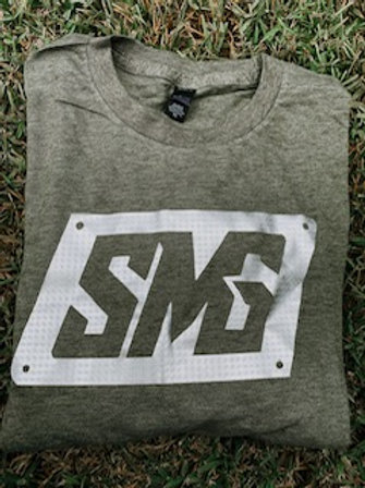 Olive Green SMG T