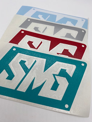 SMG Giveaway Decals