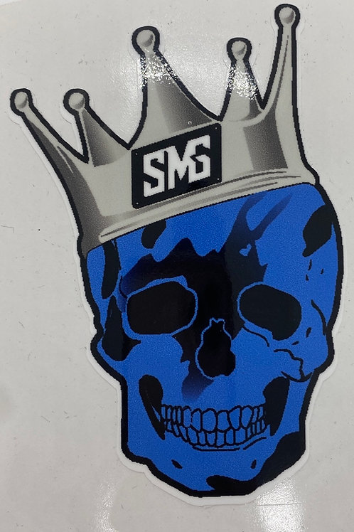 King SMG Decals