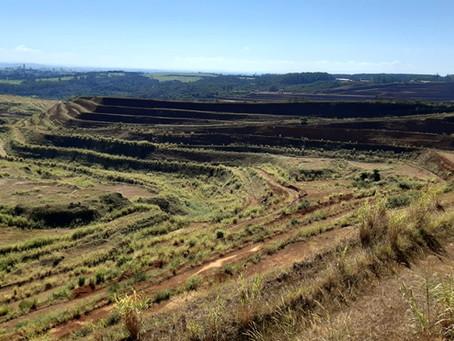 Produção de minério no Brasil e relevância econômica internacional