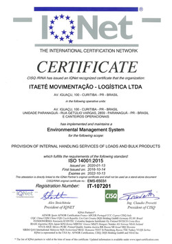 ISO 140012015 IQNET-1