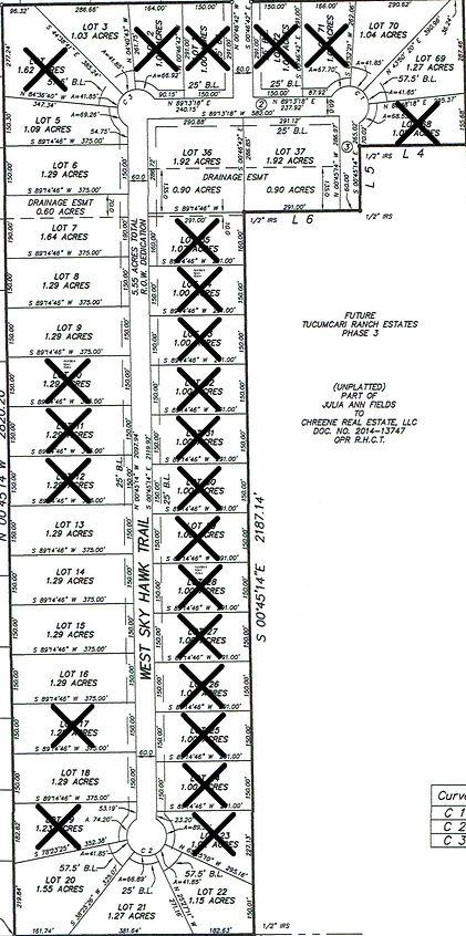 Tucumcari Phase 2 Plat 08232017 Crop 9-2