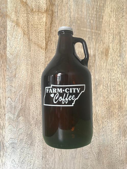 Farm City Cold Brew Growler