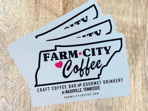 Farm City Gift Card