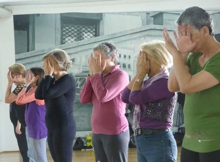 Dança Contemporânea para Maiores de 55 Anos & Séniores //