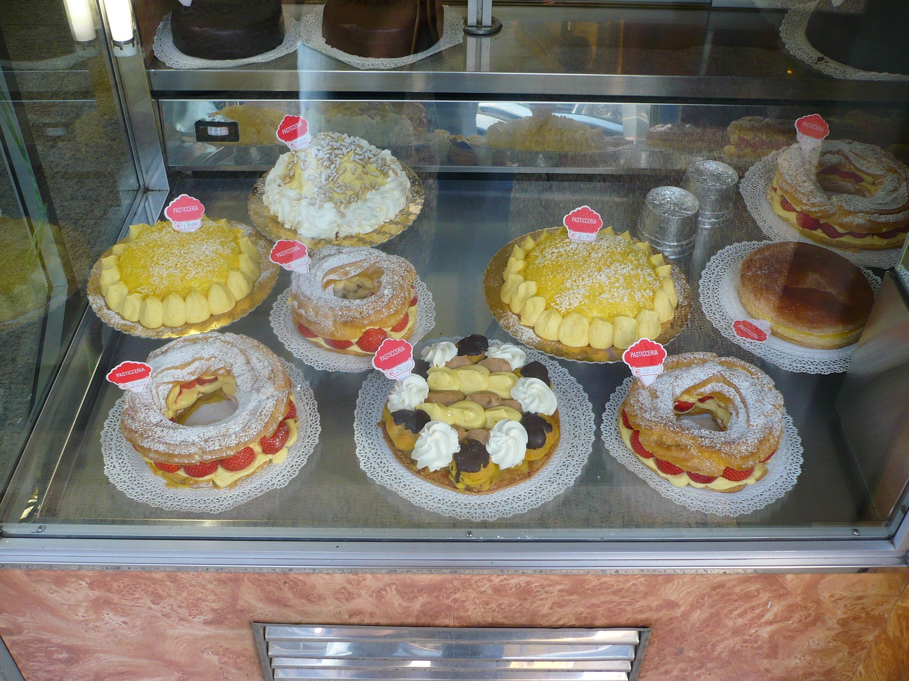 Torte Diverse, Roma