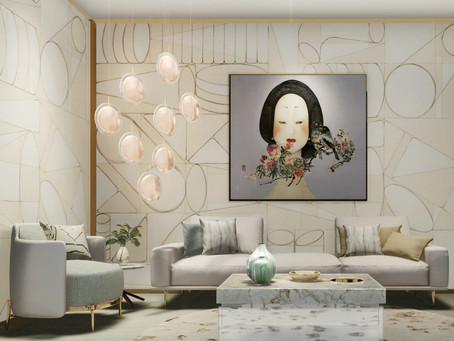 Designing Homes - Modernism & Art            by Isabelle Miaja