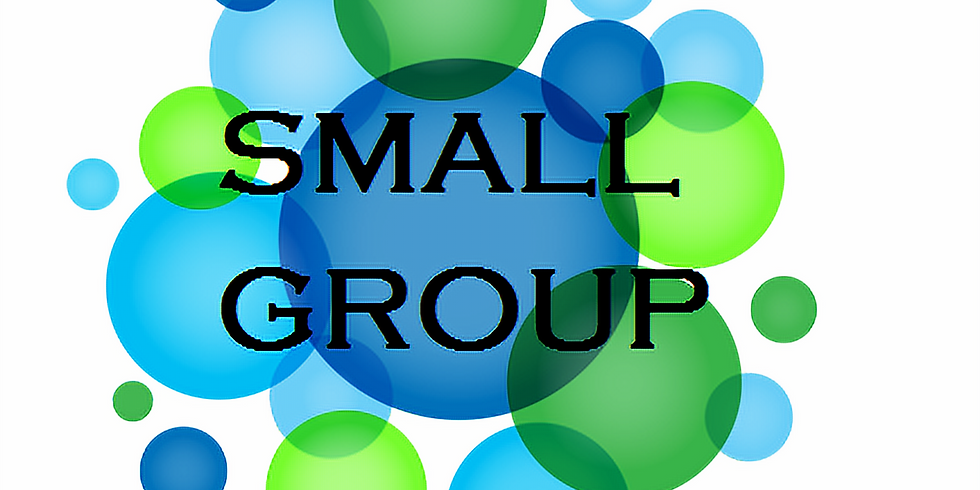 Pastor's Small Group