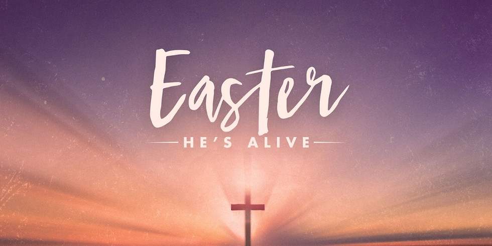 10AM - Drive Up Joint Easter Service