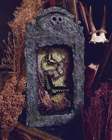 Tombstone Shadowbox