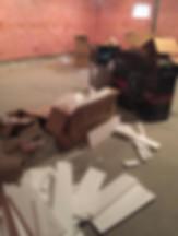 construction debris removal Indy