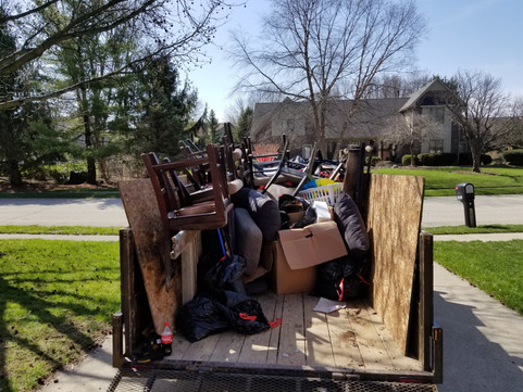 Junk Removal Fishers Indiana